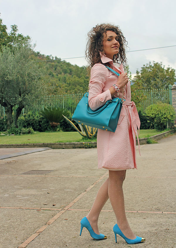 Pantone2016 Rosa Quarzo e Azzurro Serenity