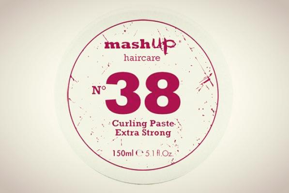 maVuoi ricci più scolpiti e definiti???Twist your look con MashUp Haircare N38
