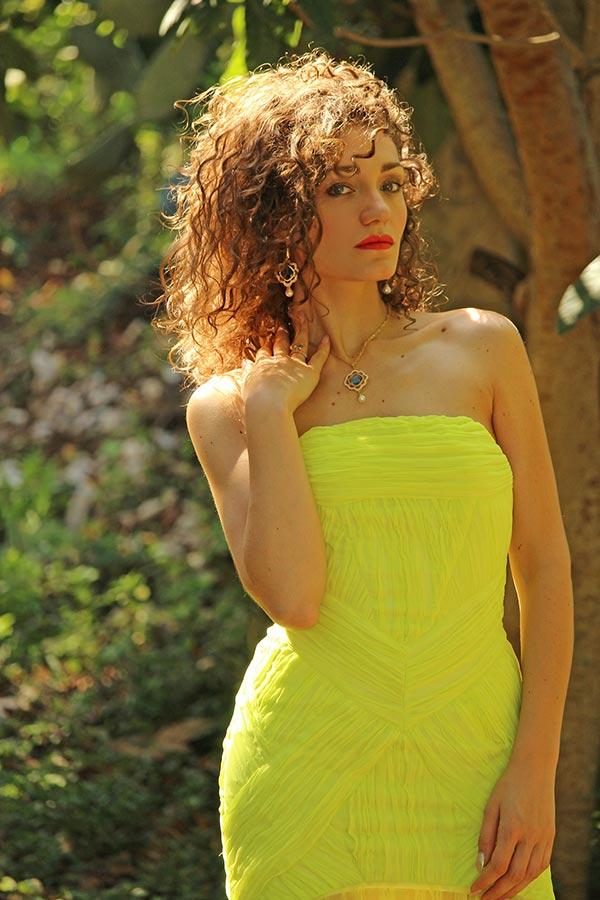 fashion blogger bronzallure