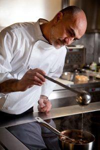 Chef Alessandro Cecere