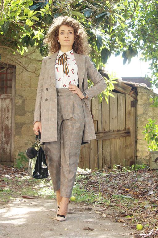 tailleur pantalone 4138