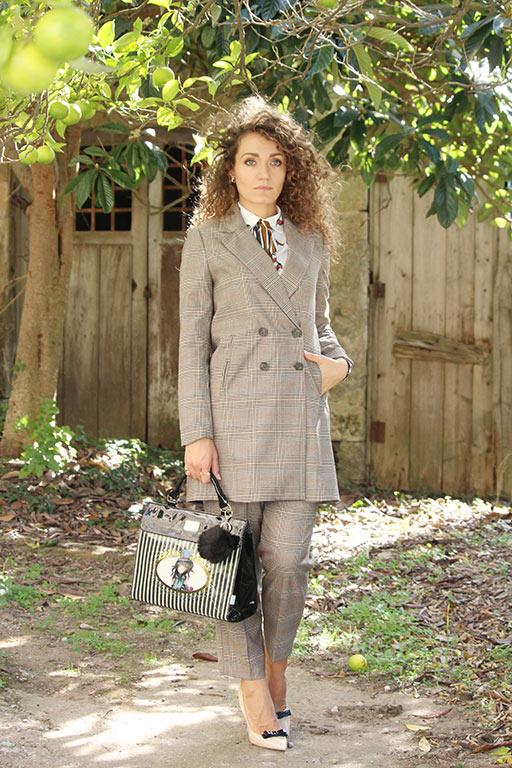 tailleur pantalone 4155